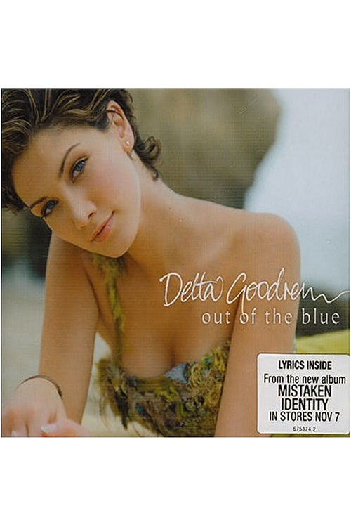 Delta Goodrem - Cover: Out of the Blue